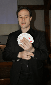 Goochelaarjordi - Goochelaar
