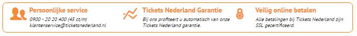 ticketsnederland - Concertkaartjes online bestellen